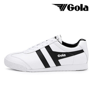 [GOLA CLASSIC] HARRIER LEATHER 스니커즈 CMA198WB